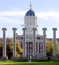 Image of Jesse Hall and Columns
