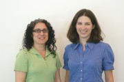 "Carla Barbieri (left) and Sonja Wilhelm Stanis, associate professors of Parks, Recreation and Tourism at MU, recently studied a group of ""tornado tourists"" to understand this new niche tourism market."