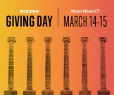 Mizzou Giving Day is the University of Missouri's daylong campaign to raise support from MU alumni and friends. This year's Giving Day will be March 14-15.