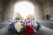MU will host a wreath-laying ceremony on Friday, Nov. 9, to honor student veterans, one of several events leading up to Veterans Day on Nov. 11.