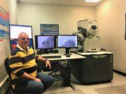 Focused Ion Beam Electron Microscope