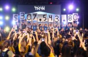 Last year, MizzouThon students raised more than $307,000 at their main fundraising event, a 13.1-hour dance marathon. This year's main event will take place on April 6.