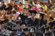 This weekend, Dec. 14-16, 2,243 students will receive degrees during winter commencement exercises.