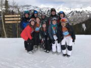 Volunteering with adaptive ski programs that allow people with disabilities to experience skiing is just one example of how University of Missouri students serve the global community. This winter break, 475 Mizzou students will volunteer across the country and in the Dominican Republic.