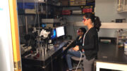 The instrument is designed to analyze the quality of liquids using the photoacoustic effect, or the generation of sound waves after light is absorbed in a material. The MU scientists believe this might be the first use of this technology to analyze such small liquid samples.