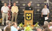 University of Missouri officials announced today a $6.5 million investment in the Missouri Agricultural Experiment Station of MU's College of Agriculture, Food and Natural Resources. The announcement was made at the Fisher Delta Research Center Field Day Breakfast.